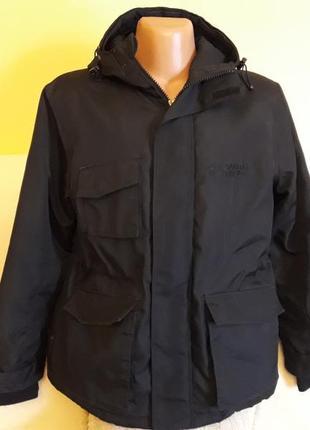 Демисезонная куртка парка фирмы south pole p. m