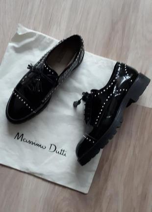 Красивые туфли massimo dutti
