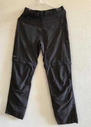 Качественные трекинговые брюки mammut - длинна регулируется