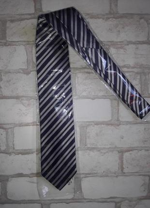 Tie rack шелковый галстук. сток