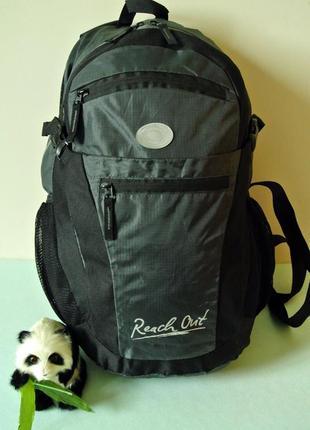 Лайтовий спортивний рюкзак, вело, велорюкзак reach out
