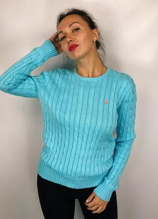 Яркий свитер от ralph lauren