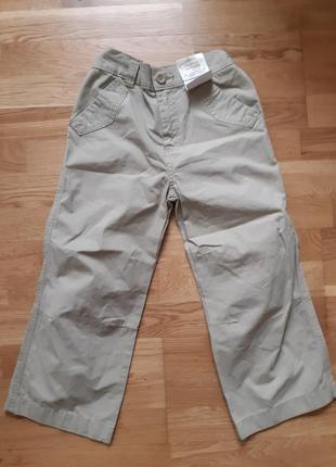 Штаны брюки на 4-5 лет