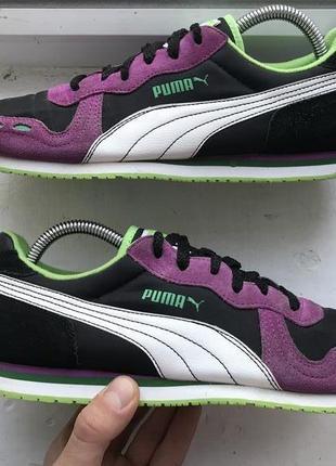 Puma спортивные кроссовки 39р