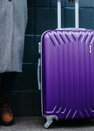Дешевле только у нас маленький чемодан бренд wings валіза сумка на колесах