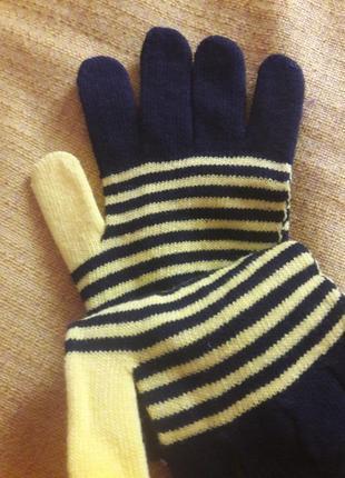 Перчатки германия 4 -7лет2 фото