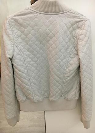 Куртка эко -кожа