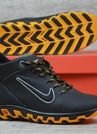 Детские кожаные зимние кроссовки  n 2255