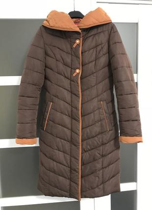 Женское пальто на холлофайбере daser