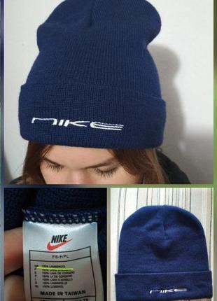 Фирменная, натуральная, шерстяная шапка, 100% шерсть, оригинал!!!