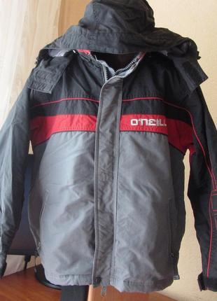 Демисезонная куртка o'neill. оригинал. америка.