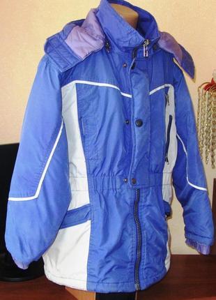 Куртка горнолыжная campus snowwear на 10-12 лет