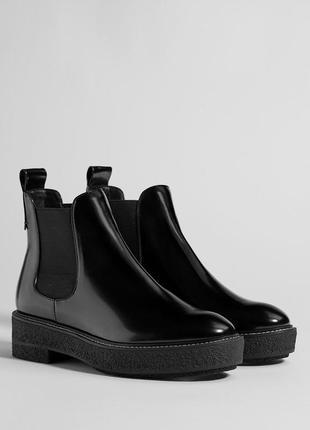 Фирменные крутые ботинки челси р.36,  39, 41