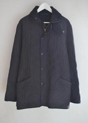 Barbour microfibre polarquilt куртка