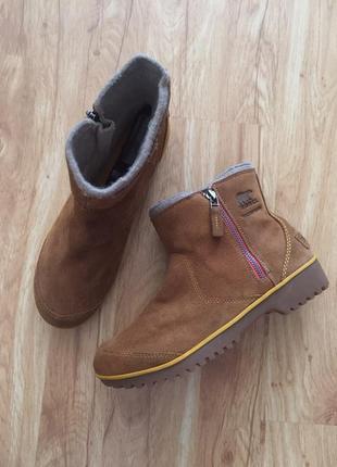 Ботинки sorel womens