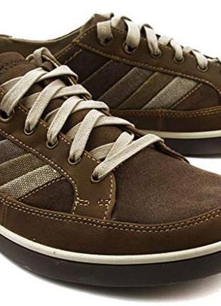 Кожаные туфли сникерсы кеды skechers usa