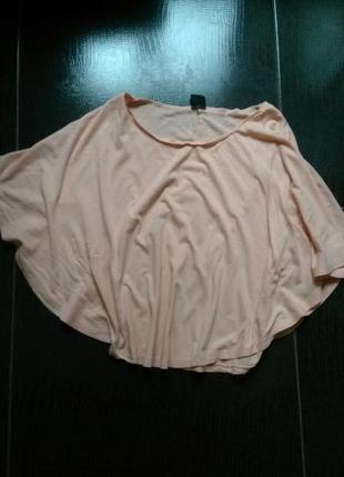 Топ-блуза- оверсайз