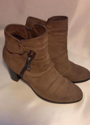 Мягкие и очень удобные ботиночки от she