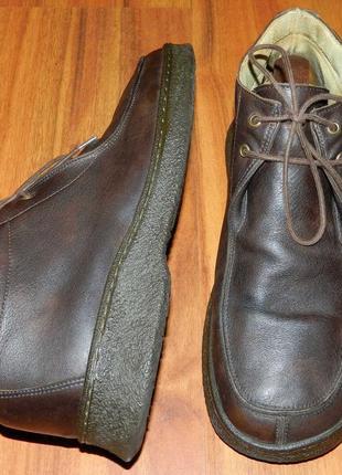 Camper! оригинальные, кожаные, невероятно крутые ботинки