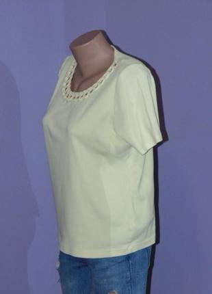 Лимонная футболка 14 размера3 фото