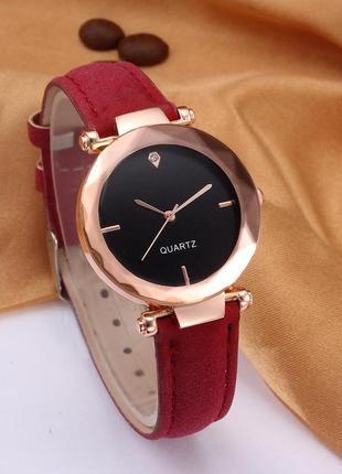 Часы кварцевые стильные