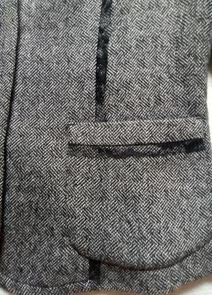 Пиджак жакет теплый oggi5 фото