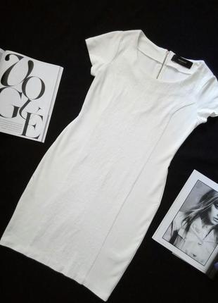 Красивое белое платье reserved1