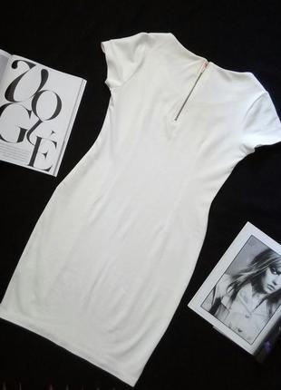 Красивое белое платье reserved2