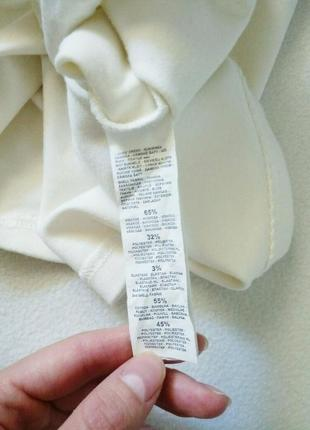 Красивое белое платье reserved4