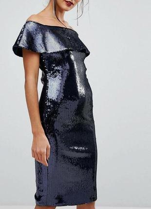 Эксклюзивное платье с сайта asos