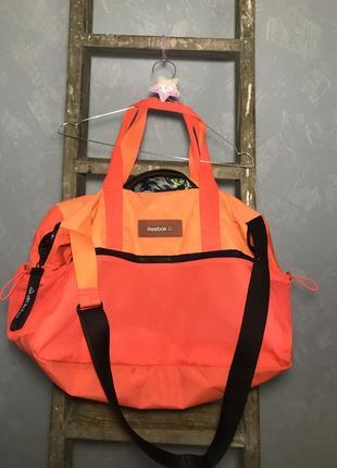 Спортивная сумка reebok