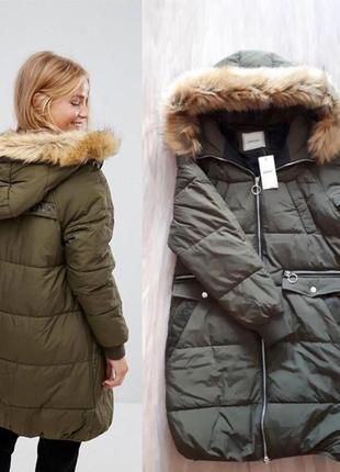 Куртка пальто зима pimkie 38/40