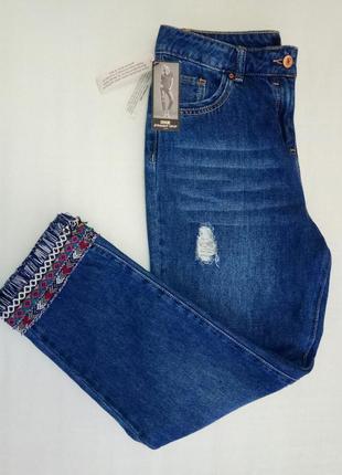 Штаны, джинсы  бойфренды matalan, англия 🇬🇧