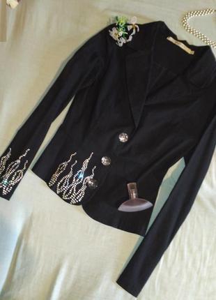 Шикарный пиджак, жакет defile lux