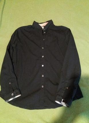 Burberry brit крутая рубашка