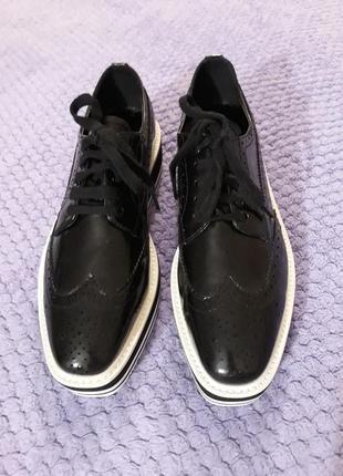 Туфли, лоферы, оксфорды