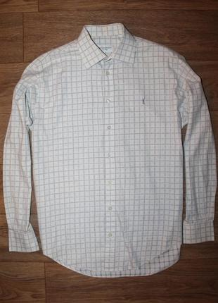 Рубашка от супер дорогого бренда yves saint laurent