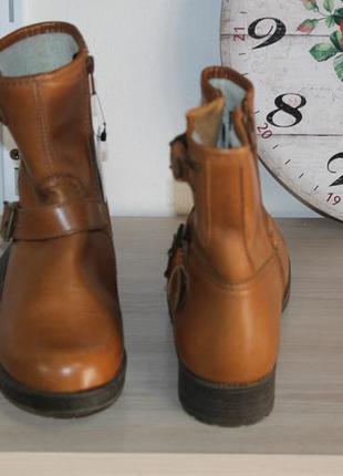 Німецькі зимові чоботи marc soft walk gore-tex
