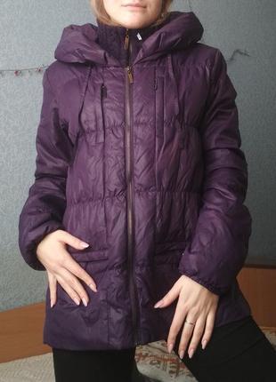 Пуховик женский для зимы от incity, зимняя куртка