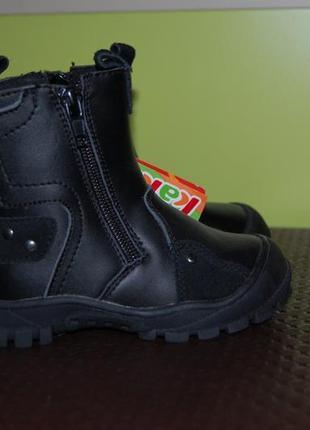 Зимние ботинки для мальчика  25р.