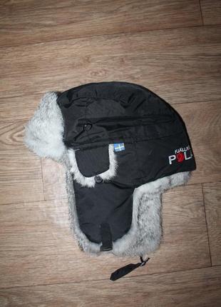 Оригинальная шапка от шведского супер бренда fjallraven polar s размер