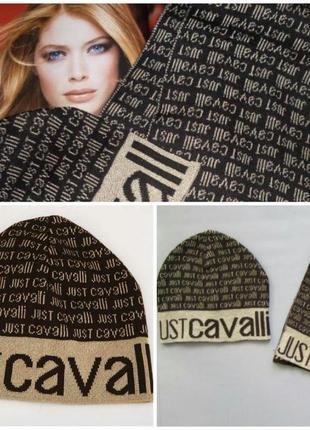 Набор (шапка   шарф) от just cavalli