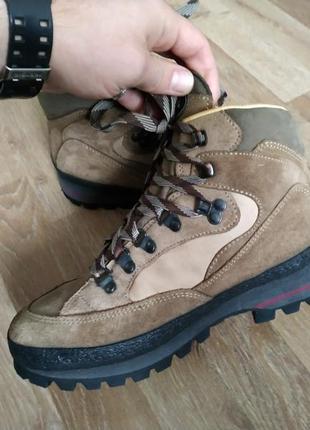 Шикарні черевики meindl ботинки підошва vibram2