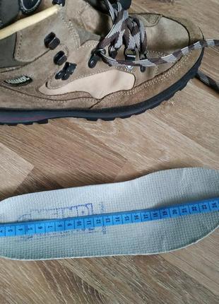 Шикарні черевики meindl ботинки підошва vibram4
