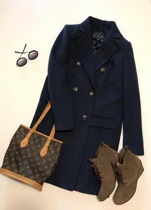 Стильное двубортное пальто от bonprix