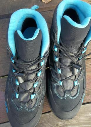Salomon kixend wp ботинки 38-25