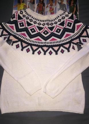 Джемпер свитер h&m