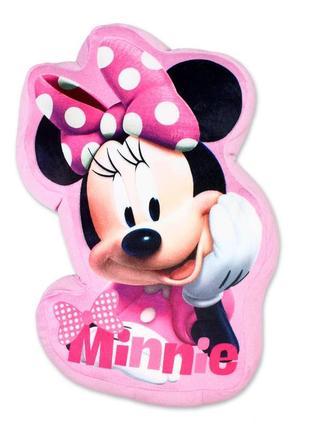 Декоративна подушка, подушка-іграшка disney - minnie mouse