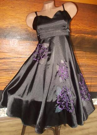 Вечернее платье fashion sense 46 размера