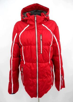 Куртка красная icepeak